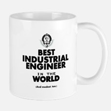 The Best in the World – Industrial Engineer Mugs