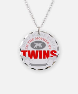 Brave mother of twins Necklace
