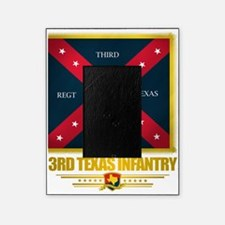 3rd Texas Infantry Flag Picture Frame
