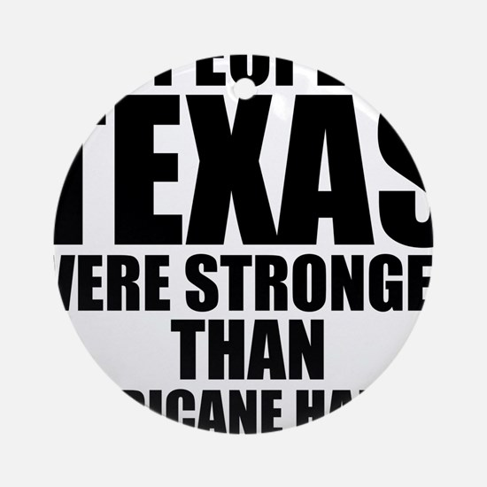 The People Of Texas Were Stronger Than Hurricane H
