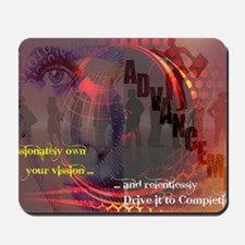 Own Your Vision Mousepad