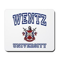 WENTZ University Mousepad