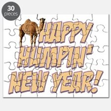Happy Humpin New Year 2014 Hump Day Camel Puzzle