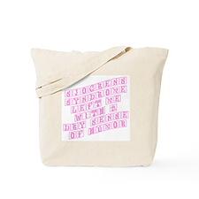 Sjogren's Tote Bag