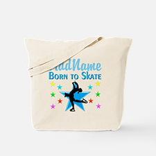 LIVE TO SKATE Tote Bag