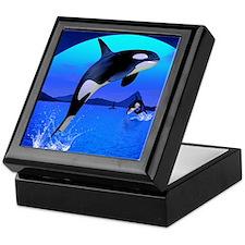 orca_twin_duvet Keepsake Box