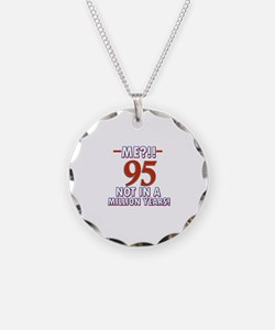 95 years already??!! Necklace