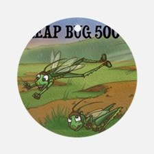 Leap Bug 5000 Round Ornament