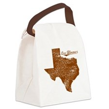 Los Alvarez, Texas (Search Any Ci Canvas Lunch Bag