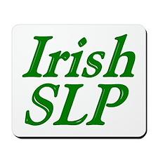 Irish SLP Mousepad