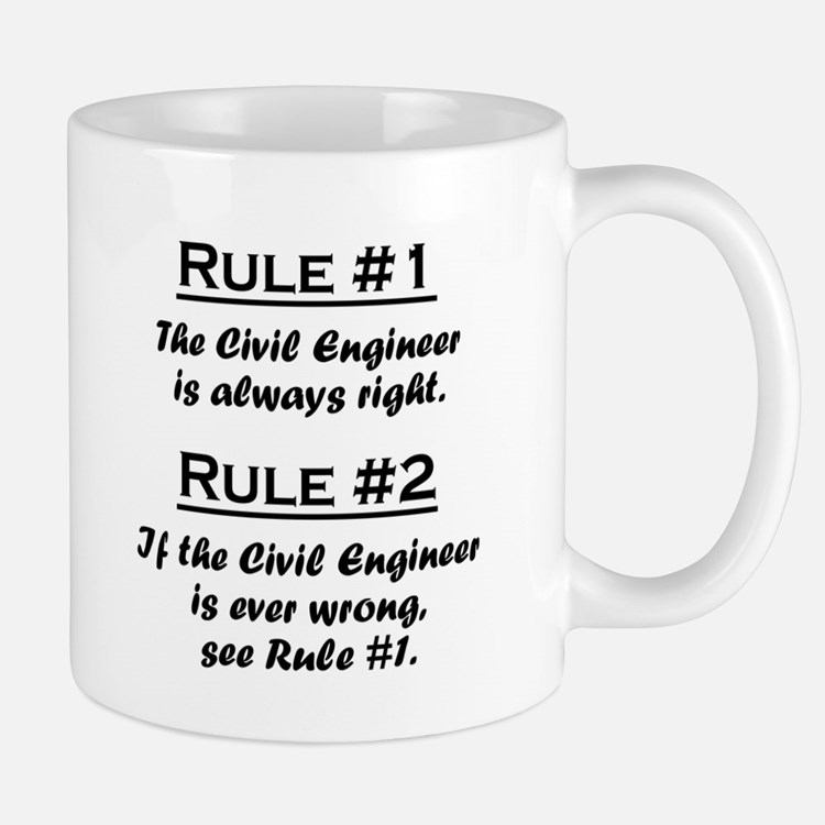 Civil Engineer Mugs