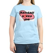 kendall loves me T-Shirt