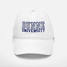 DUNNE University Baseball Baseball Cap