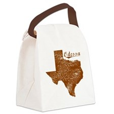Odessa, Texas (Search Any City!) Canvas Lunch Bag