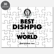 The Best in the World – Dishpig Puzzle
