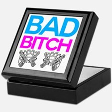 Bad Bitch Keepsake Box