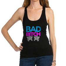 Bad Bitch Racerback Tank Top