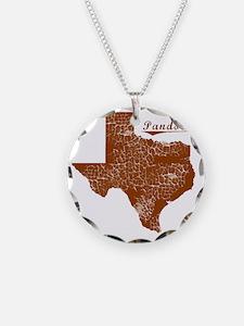 Pandora, Texas (Search Any C Necklace