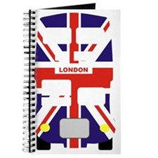 Union Jack London Bus Journal
