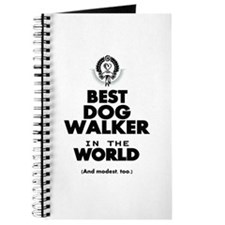 The Best in the World – Dog Walker Journal