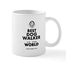 The Best in the World – Dog Walker Mugs