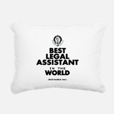 The Best in the World – Legal Assistant Rectangula
