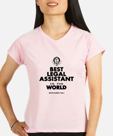 The Best in the World – Legal Assistant Performanc