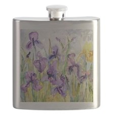 Romantic Ruffles Bathroom Flask