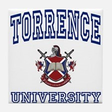 TORRENCE University Tile Coaster