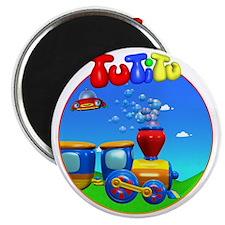 TuTiTu Train bubbles 2 Magnet