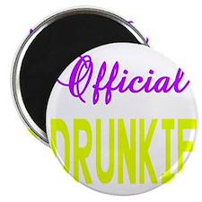 Official Drunkie Magnet