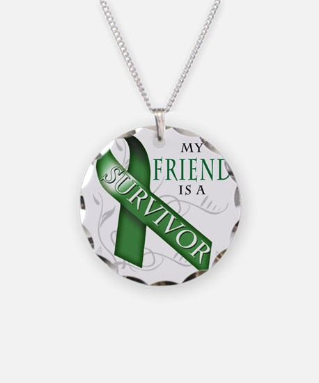 My Friend is a Survivor (gre Necklace
