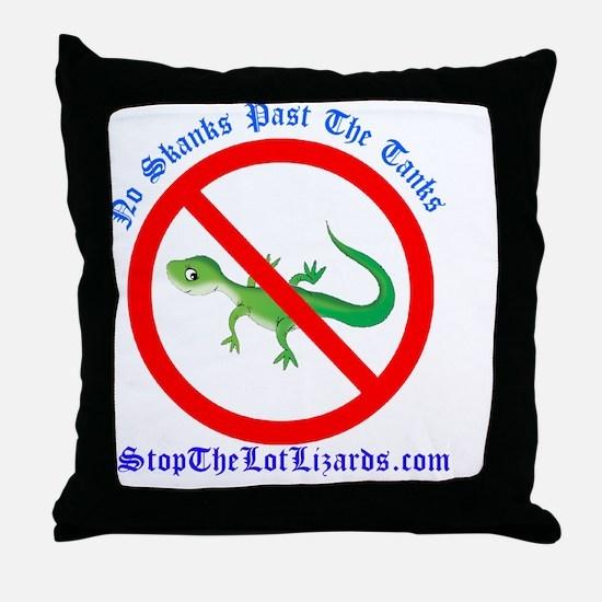 Logo Main Throw Pillow