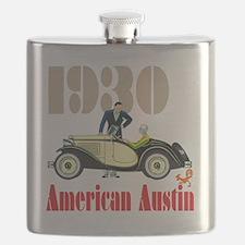 American Austin Flask