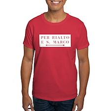 Per Rialto e S. Marco, Venice (IT) T-Shirt