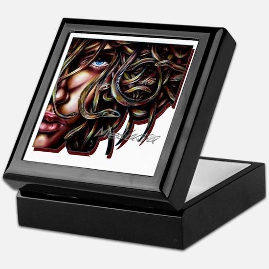 Medusa No. Two Keepsake Box