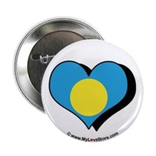 "I Love Palau 2.25"" Button (100 pack)"