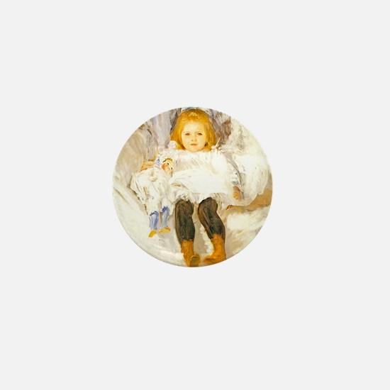 My Dolly Mini Button