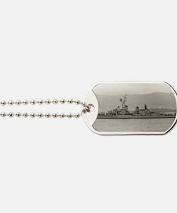 dhfox rectangle magnet Dog Tags