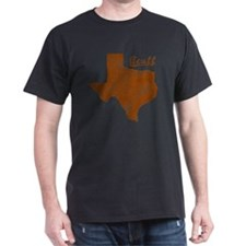 Acuff, Texas (Search Any City!) T-Shirt