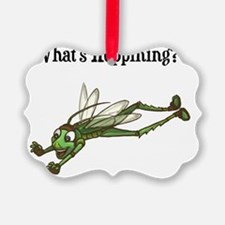 Whats Hoppining?! Ornament