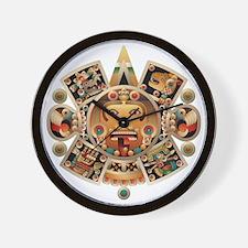 TONATIUH Sky Lord Wall Clock