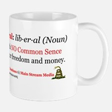 definition of a liberal Mug