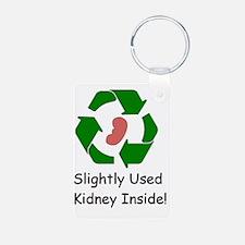 Slighty Used Kidney Inside Keychains