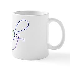 Scriptina Mug