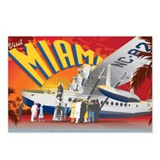 Pan American Base Miami L Postcards (Package of 8)