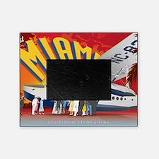 Pan American Base Miami Large Picture Frame