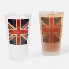 Pillow Faded UK Drinking Glass