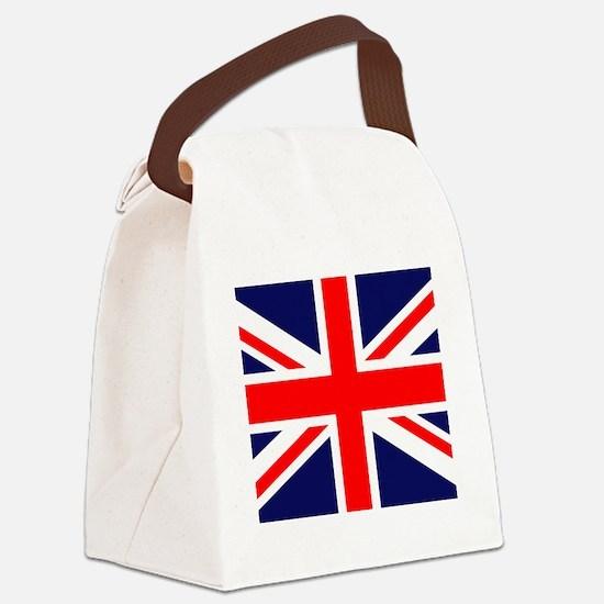 beer_label Canvas Lunch Bag