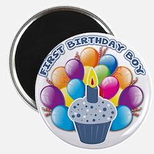 1St Birthday Boy Magnet